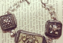 Jewelry: Vintage Upcycled