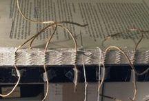 Art: Book Binding, Stitched, etc.