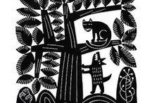 Crafty: Linocuts