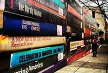 Living Literature / Books used in creative ways in every day life! / by Penguin Books USA