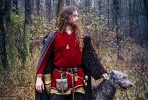 Vikings / History, artifacts and re-creation of the Viking era. / by Leilah Thiel