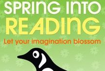 Spring into Reading / Let Your Imagination Blossom http://bit.ly/1c5iS4x