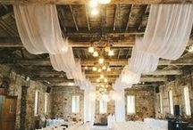 Draping and Lighting Inspirations