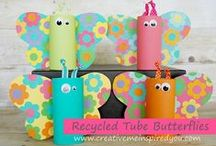 Easter Crafts & Activities 2016 / Adorable Easter crafts, and activities for the kids.