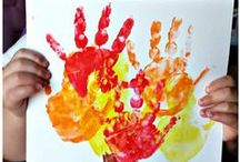 Autumn Arts & Crafts for Kids! / Let the beautiful colours of Autumn inspire you and your children!