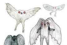 Creatures Lost & Imagined
