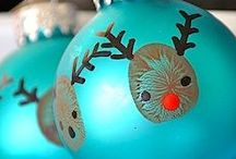 Christmas Crafts and Decorations. / Christmas crafts and treats for a happy holiday season.