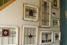 Art: Stained, Leaded, Fuse Glass Decor