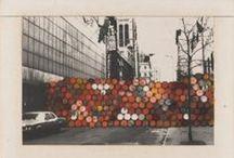 [artist precedents] / spatial // experiential projects + precedents