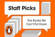 Staff Picks from Penguin! / Real Penguin employees sharing our favorite books across all genres!  / by Penguin Books USA