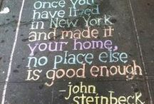 New York, My Love / All things New York, all the time. The center of publishing and the city we love. #LoveNewYork