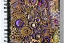 Art: Journal Covers and Bindings