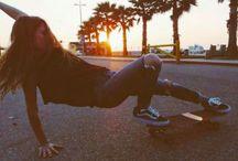 Skateboarding Is Life