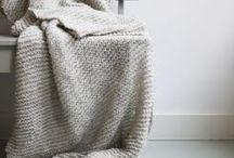 knitting / crochet  / by Marie Marius