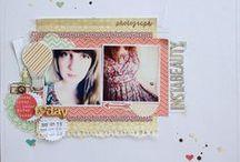 Scrapbooking / by Alexandra Rae Design
