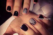 nails / Nail color and design  / by Tina Sano