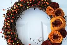 Crafts - Lovin' Wreaths / by Pam Brichetto