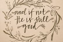 Good Words / by Kristine Halsey