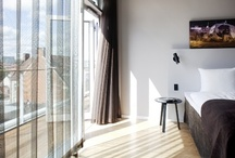 Favourite hotel rooms / We have nearly 30,000 hotel rooms. Here are some of our favourite ones. / by Scandic Hotels