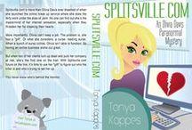 Olivia Davis Paranormal Mystery / by Author Tonya Kappes