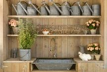 The Refined Garden Shed