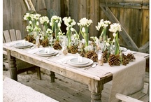 Rustic Dining / by andie jay