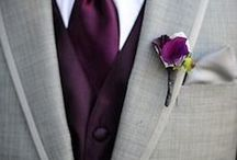 Sartorial Splendor / Suiting and masculine-of-center fashion for grooms, dapper brides, and every day wear.