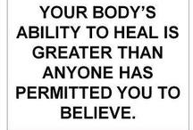 healing:)♪♥♫♥♫♥¸.•* / by Julie B