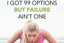 Inspiration #ViLife / Fitness Motivation, Gym, Workouts, Challenge goals, Inspirational quotes #ViSalus / by Vi