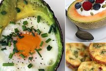 Low Carb & Keto / Food that is low carb, high fat, full of protein.  / by Chelsea Pace