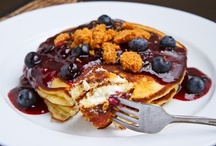 Food - Breakfast, Start The Day Right / by Pam Brichetto
