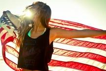 Screw you, I'm an American / by Ashlyn Wadley