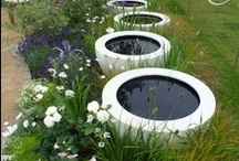 Container Garden Ideas / Get ideas for garden containers and planters in all styles and shapes.  Get unique garden planters at Land & Garden, www.landngarden.com.