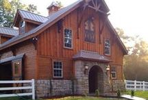 Favorite Homes & Barns