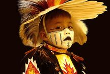 Costumed / Native costume, elaborate costume, ethnic costume / by andie jay