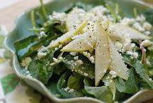 Salads / by Kristine Halsey