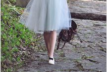 Midi, Maxi, Tulle & Full Skirts / A trend I'm really loving! / by Diane A.