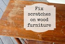 Fix-It Tips / DIY, Quick Fixes, Tips to Fix a House, Organizing