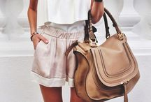 Styling the handbag / Styling bags / by andie jay
