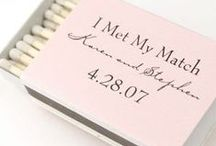 Ideas:Wedding Favors