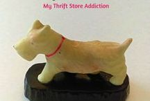 Shop My Thrift Store Addiction Vintage, Handmade & Upcycled / From my shop to your home ~ shop an eclectic assortment of vintage, handmade and upcycled treasures!