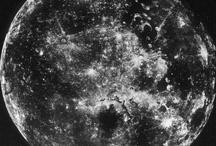 Moon / ☽ / by Meelika