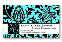 Elegant Damask Business Cards / Ultra Elegant Business Cards from Zazzle featuring fancy damask and brocade designs.  Some from my shop, some by other designers I admire!