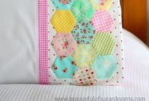 Quilting / Quilting Inspiration, Tips and Tricks!