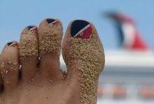 Nails & Toes / Great Mani/Pedi / by Thresa Barnes