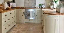 Kitchen / The heart of the home - creating my ideal kitchen space.