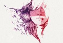 Illustrations and Artwork (Closed) / Illustrations and artwork inspiration from all over.  / by Gabrielle Cosco