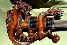 Very Cool Instruments / by Don't Fret Guitar Instruction