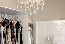 closet inspiration / by Katey Bellrose