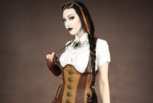 Steampunk / by Thilwen Geek and Gloss